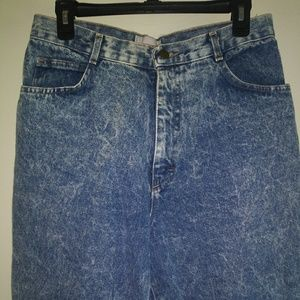 Prezzia Jeans - True Vintage 90's High Waist Mom Ankle Jeans 29 In